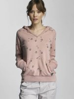 Sublevel Hoody Shellfish rosa