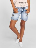 Sublevel Shorts 5 Pocket Bermuda blau