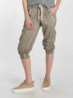 Sublevel Shortsit Washed harmaa