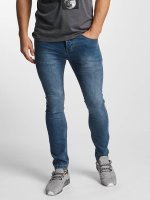 Sublevel Skinny jeans Zip Fly blauw