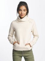 Sublevel Sweat & Pull High Neck beige