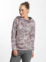 Sublevel Sweat capuche All Over rose