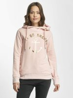 Sublevel Sweat capuche Anchor rose