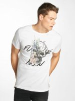 Sublevel T-Shirt Future blanc