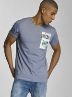 Sublevel T-Shirt Summer Vibes Only blue