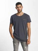 Sublevel T-Shirt NY City blue
