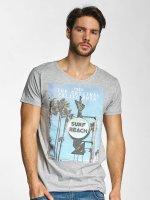 Sublevel T-Shirt Surf Beach gray