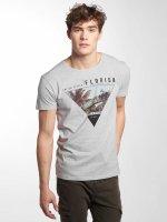 Sublevel t-shirt South Beach grijs