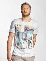 Sublevel T-Shirt Surf Culture gris