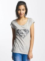 Sublevel T-Shirt Superman gris