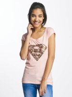 Sublevel T-Shirt Superman rose
