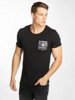 Sublevel T-Shirt Palms schwarz