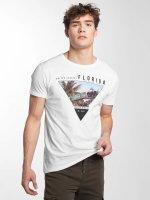 Sublevel T-Shirt South Beach weiß