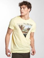 Sublevel T-Shirt South Beach yellow