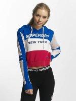 Superdry Bluzy z kapturem Mesh kolorowy