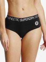 Superdry Spodná bielizeň Athletic Boxer èierna
