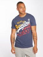 Superdry T-Shirt Vintage Authentic XL bleu