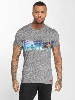 Superdry T-Shirt No 7 Surf Pocket gris