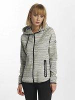 Superdry Zip Hoodie Sport Gym Technical Luxe grey
