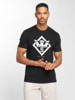 Supra T-Shirt Stencil schwarz