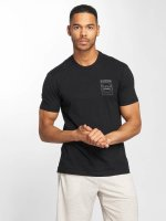 Supra T-Shirt Lines schwarz