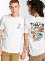Tealer T-shirts Fiji hvid