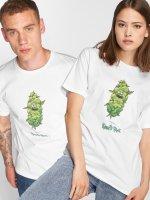 Tealer T-shirts Kushy Rick hvid