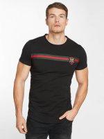 Terance Kole T-Shirt Cathédrale Saint-Christophe schwarz