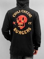 The Dudes Hoody Chilli Cheese schwarz