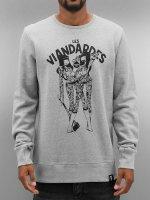 The Dudes Sweat & Pull Viandardes gris