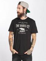 The Dudes T-paidat Dudes Co. 18 musta