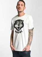 The Dudes T-Shirt Doods Bear blanc