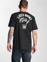 The Dudes T-Shirt One Shot noir