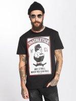 The Dudes T-Shirt Fat Boy schwarz