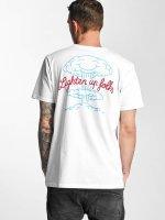 The Dudes t-shirt Lighten Up wit