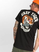 The Dudes t-shirt Easy Tiger zwart