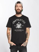 The Dudes t-shirt Unathletics Drinking zwart