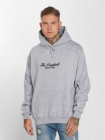 The Hundreds Hoody Rick Embroidery grijs