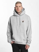 The Hundreds Sweat capuche Crest Adam gris