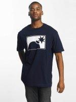 The Hundreds T-Shirt Forever Halfbomb blau