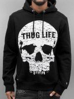 Thug Life Hoody Thugstyle schwarz