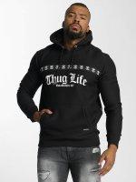 Thug Life Hupparit Burn musta
