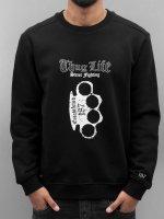 Thug Life Jumper Streetlife black