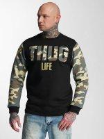 Thug Life Jumper Zombi camouflage
