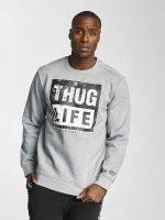 Thug Life Jumper Boxlife grey