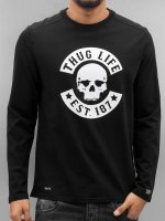Thug Life Longsleeve Z-Ro zwart