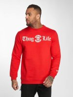 Thug Life Pullover B.Distress rot