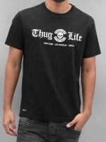 Thug Life T-paidat Ghetto Boys musta