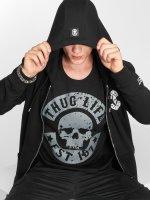 Thug Life T-paidat B.Distress musta