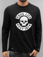 Thug Life T-Shirt manches longues Z-Ro noir